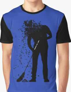 broom man Graphic T-Shirt