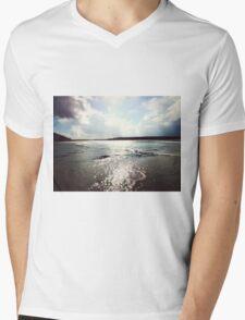 Reflection of the Sea Mens V-Neck T-Shirt