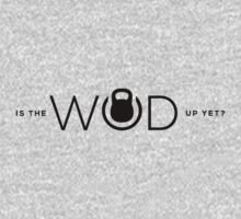Is the WOD up yet? by alyssaleblanc