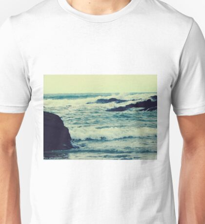 Cornish Waves Unisex T-Shirt