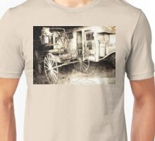 Old and Older Unisex T-Shirt
