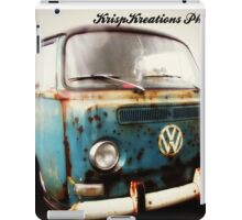 Batten Bus iPad Case/Skin