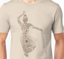 Indian Dancing Unisex T-Shirt