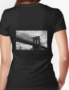 Gotham Winter Womens Fitted T-Shirt