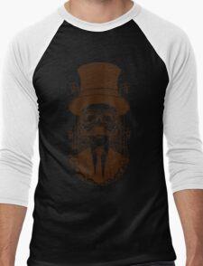 Steampunk man Men's Baseball ¾ T-Shirt