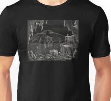 Devil are looking for you Unisex T-Shirt