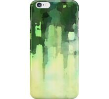 Green Drips iPhone Case/Skin