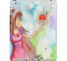 Crayola Challenge Illustration iPad Case/Skin
