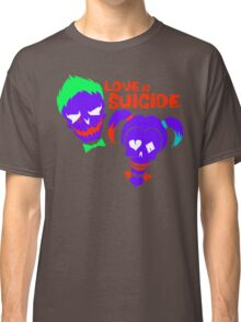 Love is Suicide Classic T-Shirt