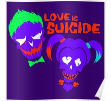 Love is Suicide Poster