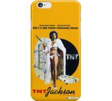 TNT Jackson iPhone Case/Skin