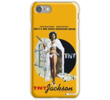 TNT Jackson iPhone Case/Skin