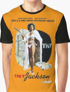 TNT Jackson Graphic T-Shirt