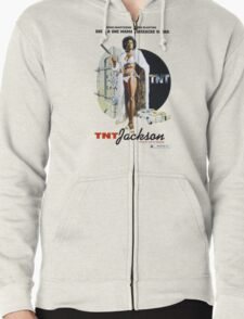 TNT Jackson Zipped Hoodie