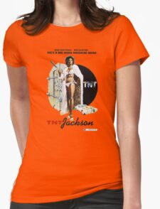 TNT Jackson Womens Fitted T-Shirt