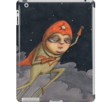 Captain Enthusiasm iPad Case/Skin