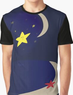 Mirrored Graphic T-Shirt