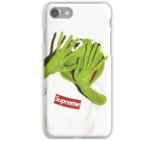 Frog for Supreme Media Cases, Pillows, and More. iPhone Case/Skin