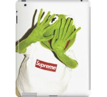Frog for Supreme Media Cases, Pillows, and More. iPad Case/Skin