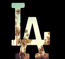 LA Dodgers 4 by Nuijten