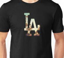 LA Dodgers 4 Unisex T-Shirt