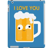 Drunk Beer iPad Case/Skin