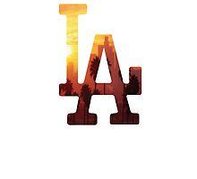 LA Dodgers 6 by Nuijten