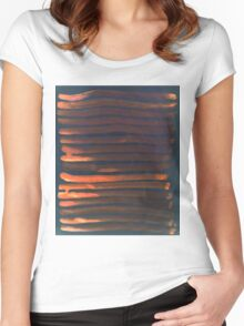 We Have Copper Dreams at Night Women's Fitted Scoop T-Shirt