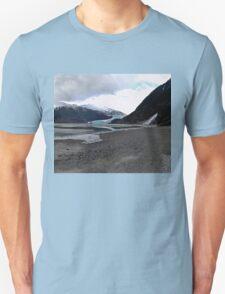 Mendenhall Glacier-Juneau, Alaska Unisex T-Shirt