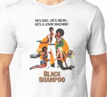 Black Shampoo Unisex T-Shirt