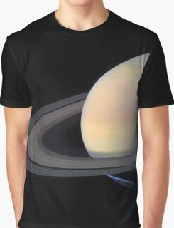 Discovering solar system: Saturn! Graphic T-Shirt