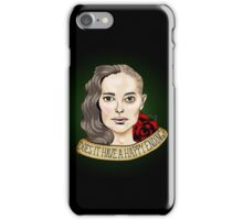 Does it have a happy ending? iPhone Case/Skin