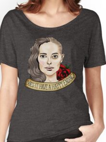 Does it have a happy ending? Women's Relaxed Fit T-Shirt