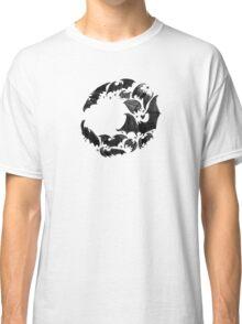 Bat Moon Classic T-Shirt