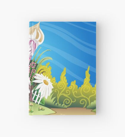 Fantasy Marzipan & Sweets House Hardcover Journal
