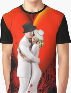 ¸¸.♥➷♥•*¨OH.. ONE LAST KISS VALENTINE ¸¸.♥➷♥•*¨ Graphic T-Shirt