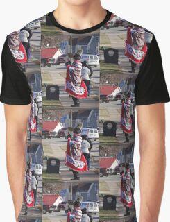 Go Chucks! Graphic T-Shirt