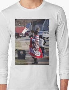 Go Chucks! Long Sleeve T-Shirt