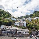 Clovelly, Devon by James Taylor