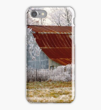 Rural Arkansas iPhone Case/Skin