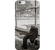 Eli, lost and confused... iPhone Case/Skin