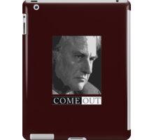 Richard Dawkins - Speak Out iPad Case/Skin