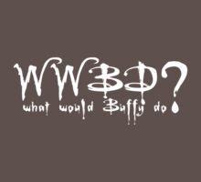 Buffy - WWBD? One Piece - Short Sleeve