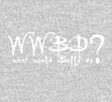Buffy - WWBD? Kids Tee