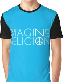Imagine No Religion  Graphic T-Shirt