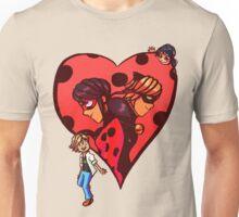 Be my Super Valentine! Unisex T-Shirt