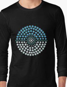 Glaceon Pokeball Long Sleeve T-Shirt