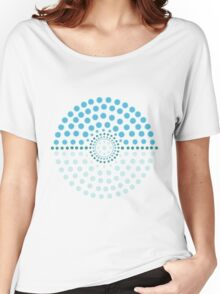 Glaceon Pokeball Women's Relaxed Fit T-Shirt