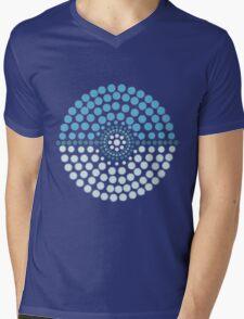 Glaceon Pokeball Mens V-Neck T-Shirt