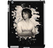 Mary Shelley (Wollstonecraft) Tribute iPad Case/Skin